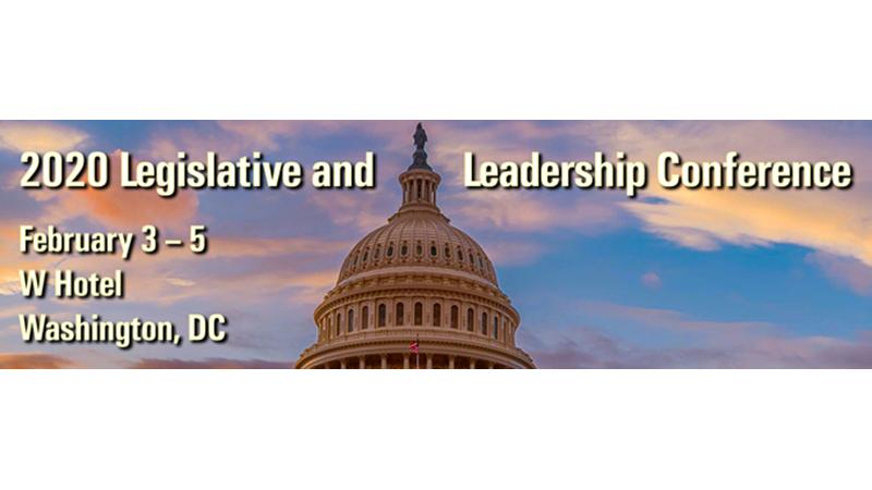 2020 NCHER Legislative & Leadership Conference Banner