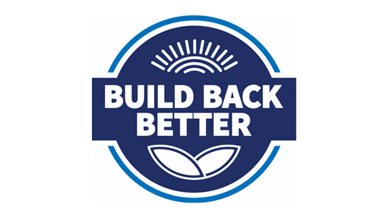 Build Back Better Act